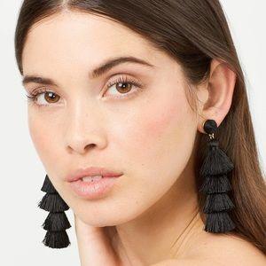 Baublebar Gabriela Fringe Dropbox Earrings